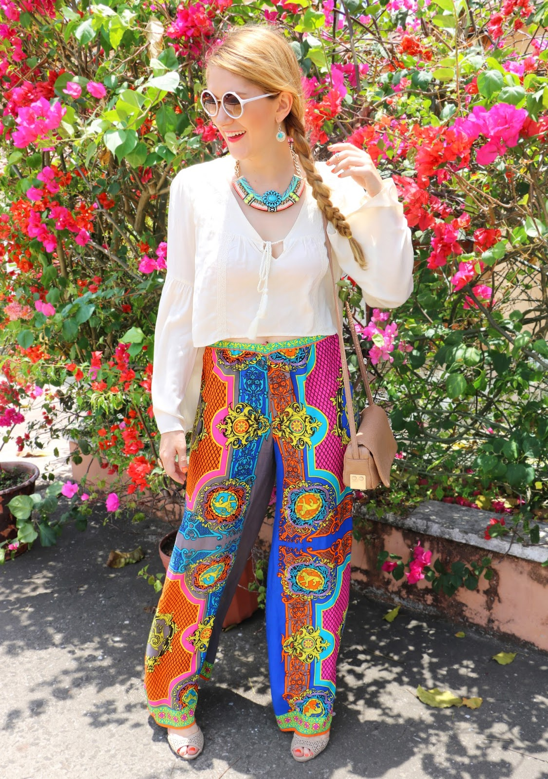 Colorful Summer Fashion