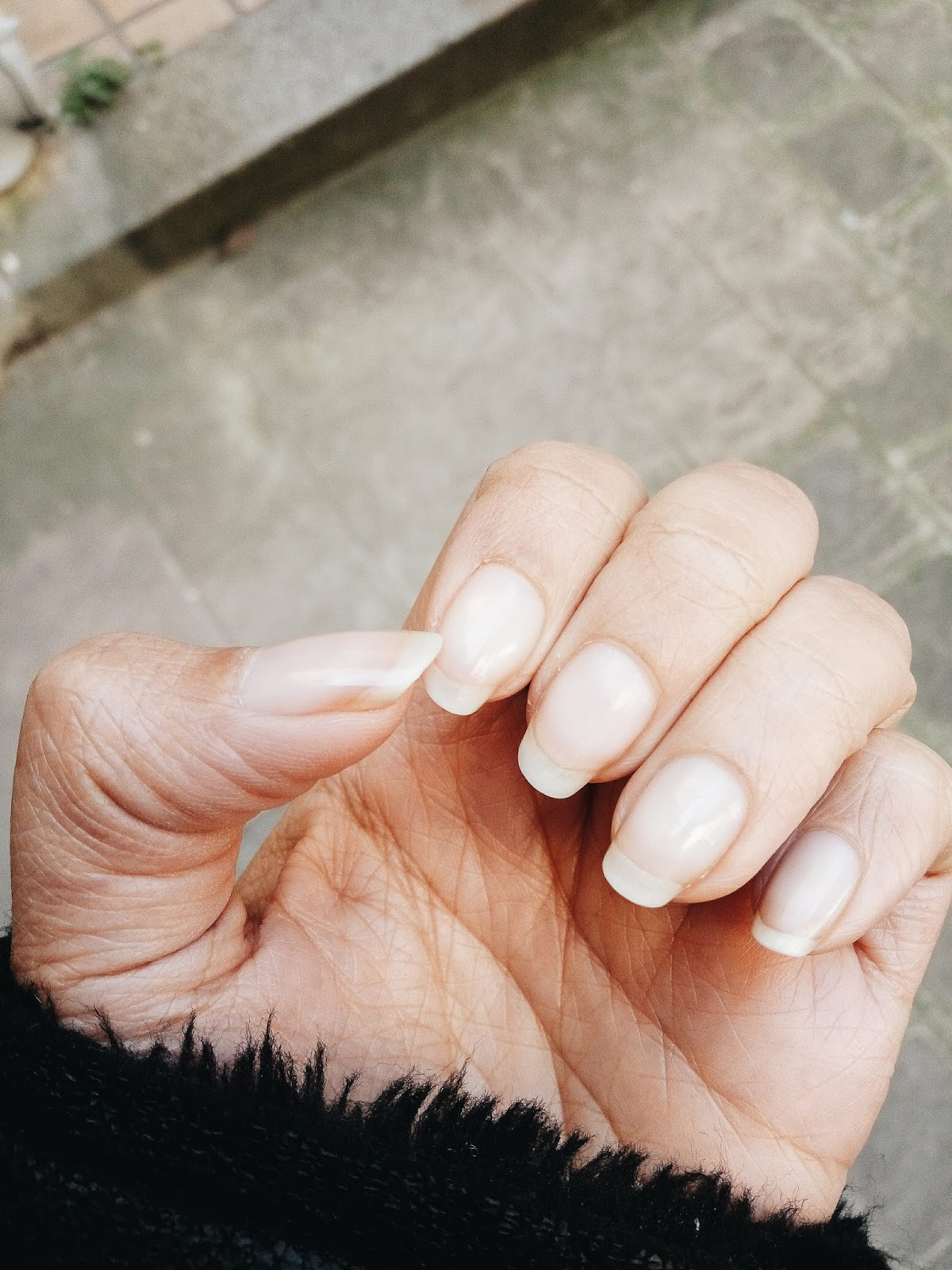 MY SECRETS TO LONG & STRONG NAILS | DAZZ SHE WEAR