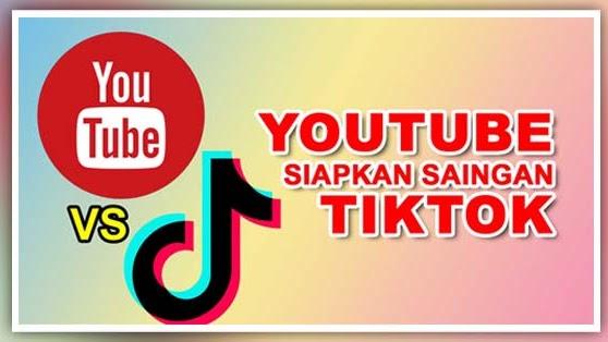 Youtube Sedang Siapkan Saingan Tiktok