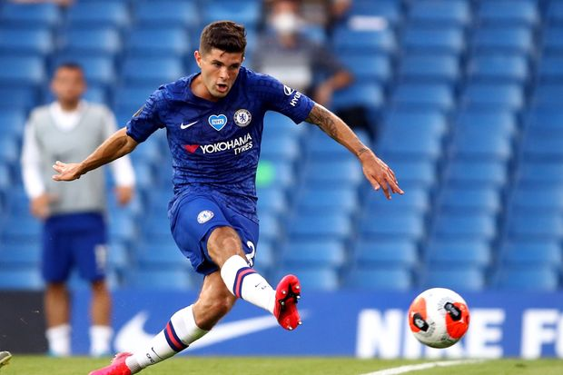 Pulisic Speaks on his Chelsea form: I need time to settle