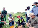 Gubernur Zul Prihatin, Hutan Negara di Dompu Ditanami Jagung