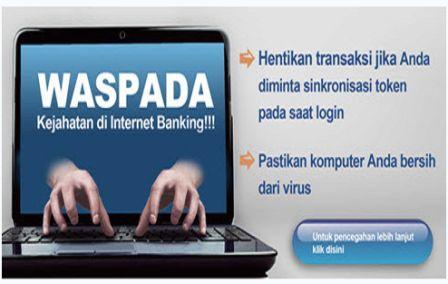 Tips Aman Transaksi Internet Banking cara aman transaksi internet banking