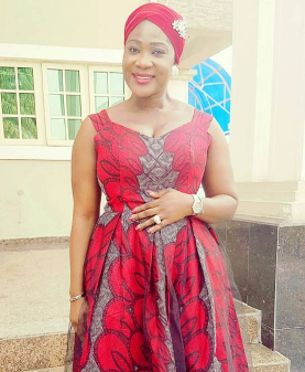 mercy johnson valentine's day