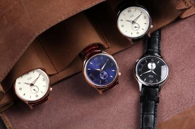 Alasan memakai jam tangan