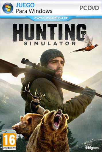 Hunting Simulator PC Full Español