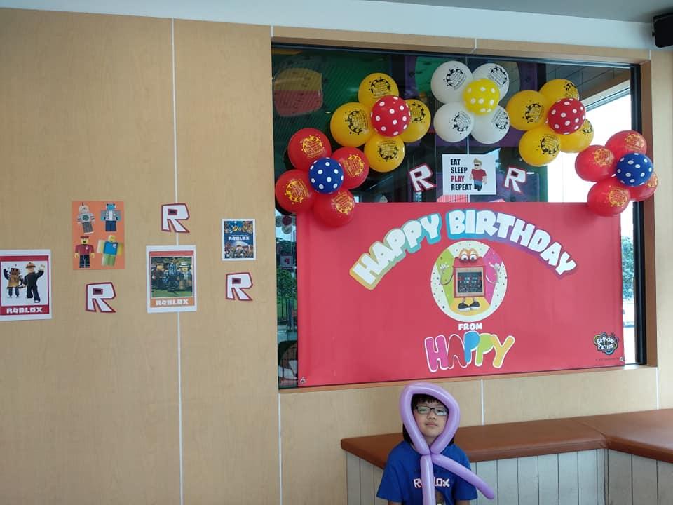 My Girls Roblox Birthday Party Mcdonald S Danau Kota Setapak - 21 best roblox birthday party images party birthday parties