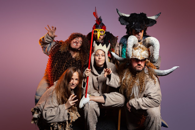 Knussen: Where the Wild Things Are - Shadwell Opera (Photo Shadwell Opera)