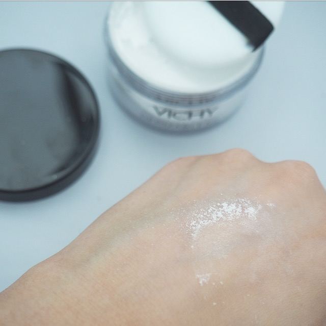 Vichy Dermablend Setting Powder Review