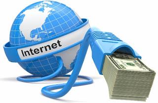 Bisnis online. Bukan hanya jual beli online.