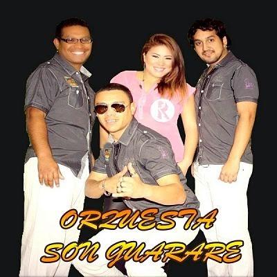 ORQUESTA SON GUARARE - ORQUESTA SON GUARARE (2013)