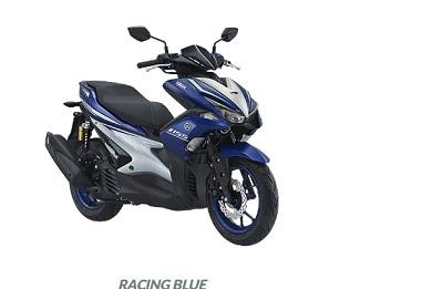 Harga Yamaha Aerox 155 Dan Spesifikasi