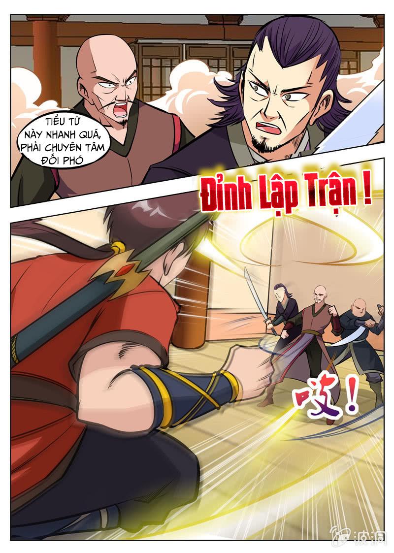 Đại Kiếm Thần Chapter 172 video - Hamtruyen.vn