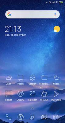 Mengganti icon aplikasi Hp