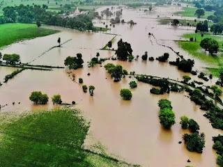 बाढ़ से बेहाल एमपी, अब तक 454 गांवों से 11 हजार लोग सुरक्षित निकाले गए