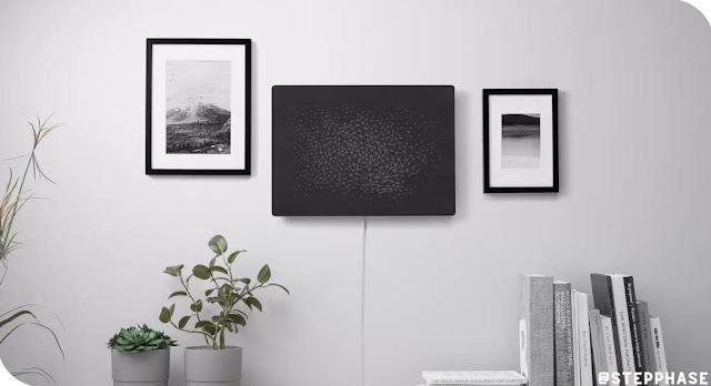 IKEA and Sonos unveil painting with speakers