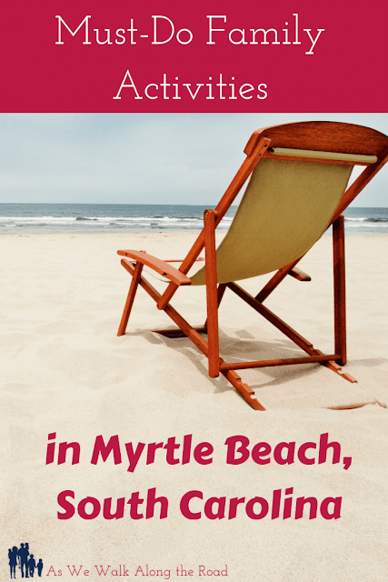 Family activities in Myrtle Beach, South Carolina