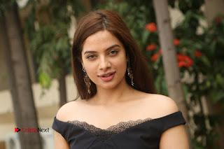 Telugu Actress Tanya Hope Stills at Appatlo Okadundevadu Audio Launch  0323.JPG