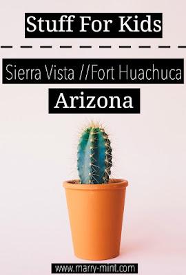 activities for kids in Sierra Vista Arizona