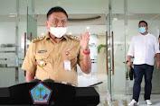 Turun Level PPKM, Gubernur Tetap Imbau Prokes Jalan Terus