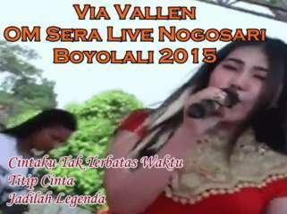Via Vallen OM Sera Live Nogosari Boyolali 2015