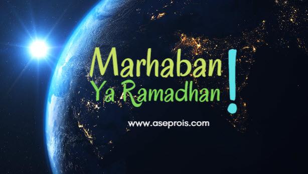 Keutamaan Yang Terdapat Di Bulan Ramadhan