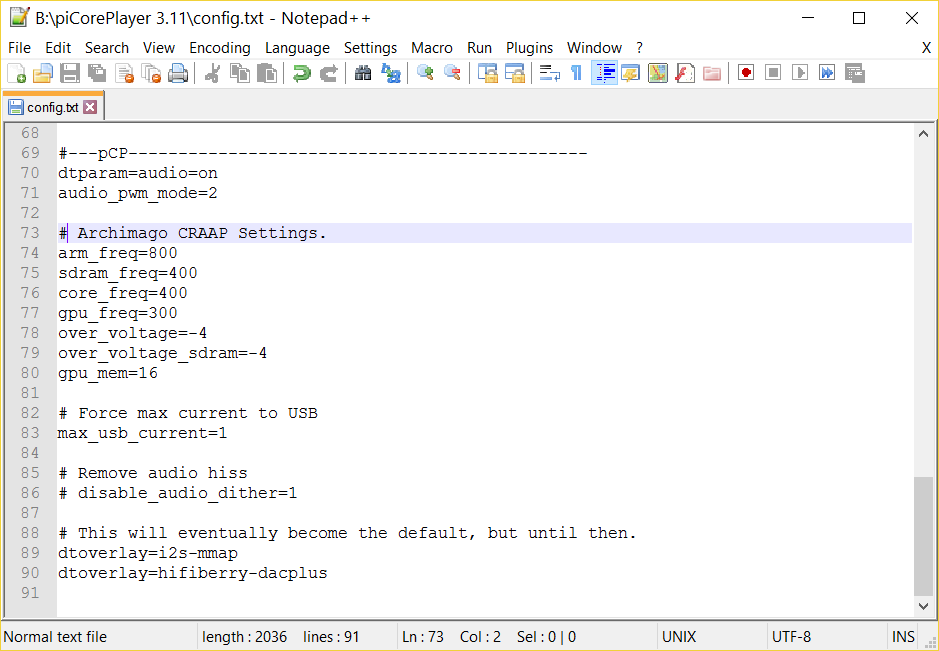 Archimago's Musings: MEASUREMENTS: Raspberry Pi 3 as USB
