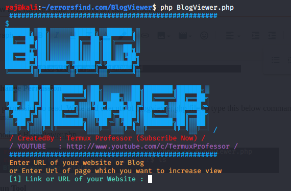 increase website view