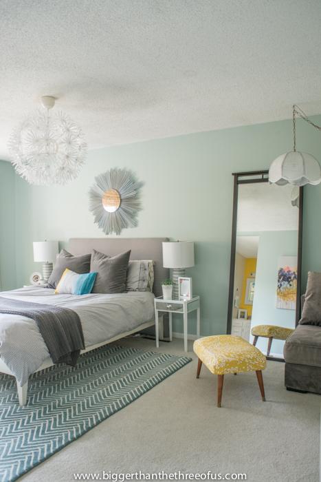 Sherwin Williams Bedroom Color Ideas - 5 Small Interior Ideas