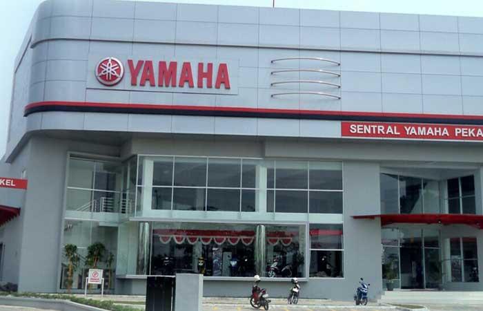 Alamat Dealer Yamaha di Jakarta Barat
