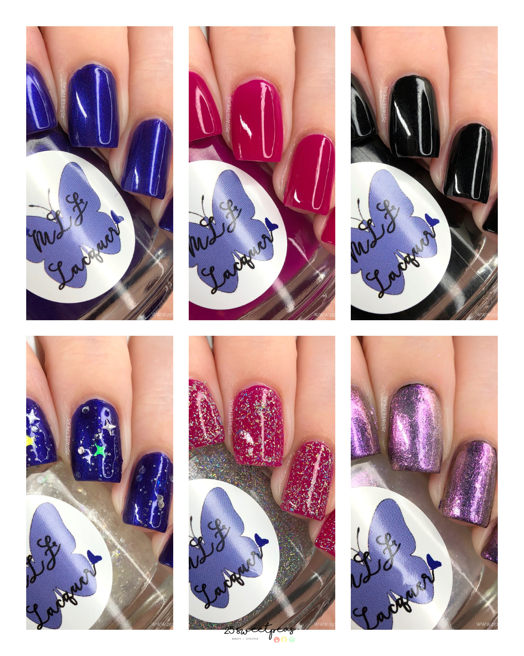 MLF Lacquer Cosmos Collection