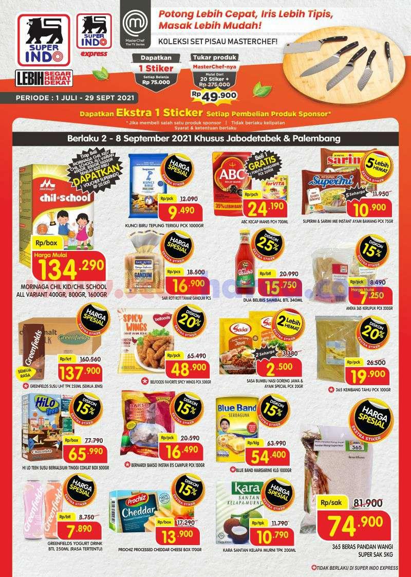 Katalog Superindo Promo Terbaru 2 - 8 September 2021 10