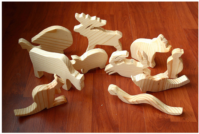 Pdf easy wood carving patterns