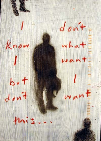 PostSecret ... I don't know what I want, but I don't want this ...
