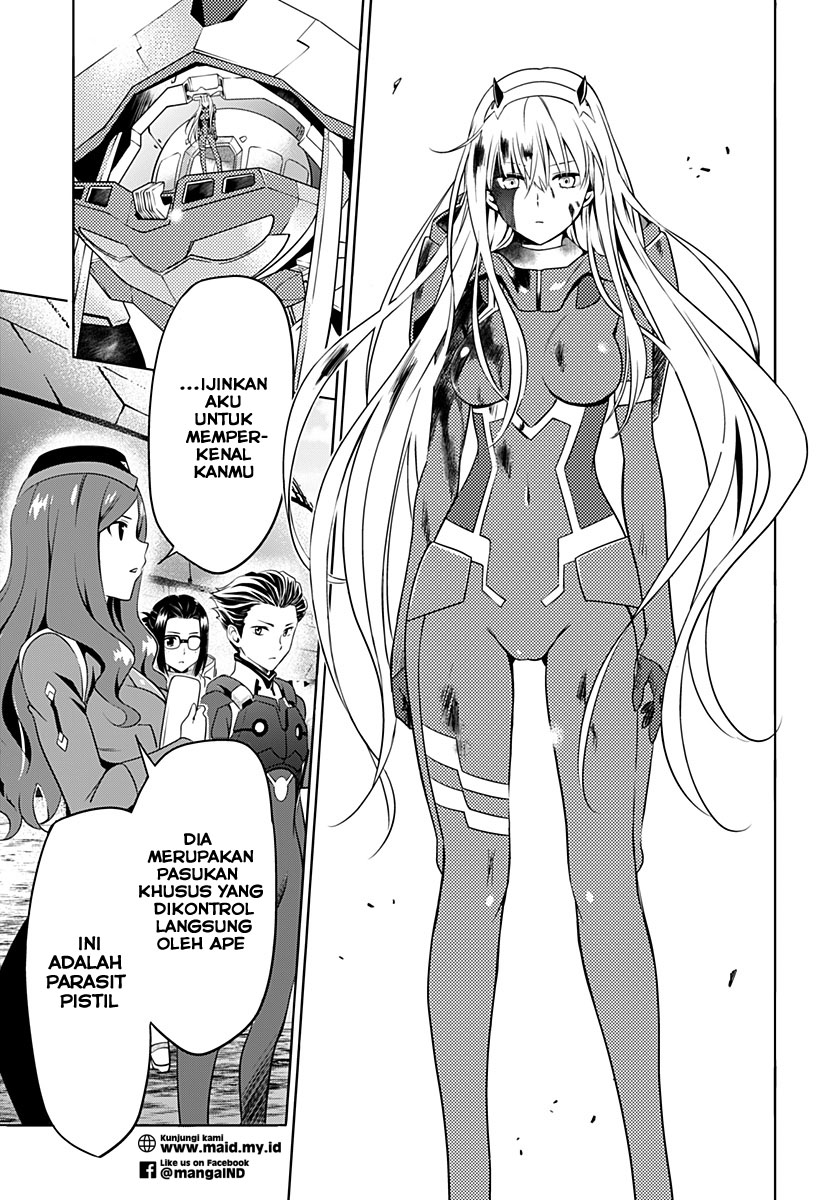 Baca Manga Darling In The FranXX Chapter 2 Bahasa Indonesia