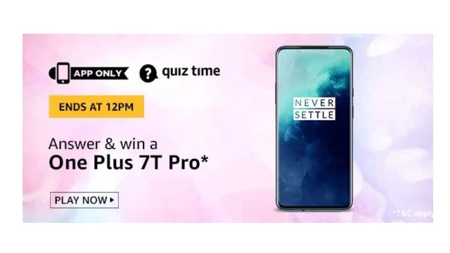 Amazon-Quiz-Answers-For-Today-3rd-May-2020