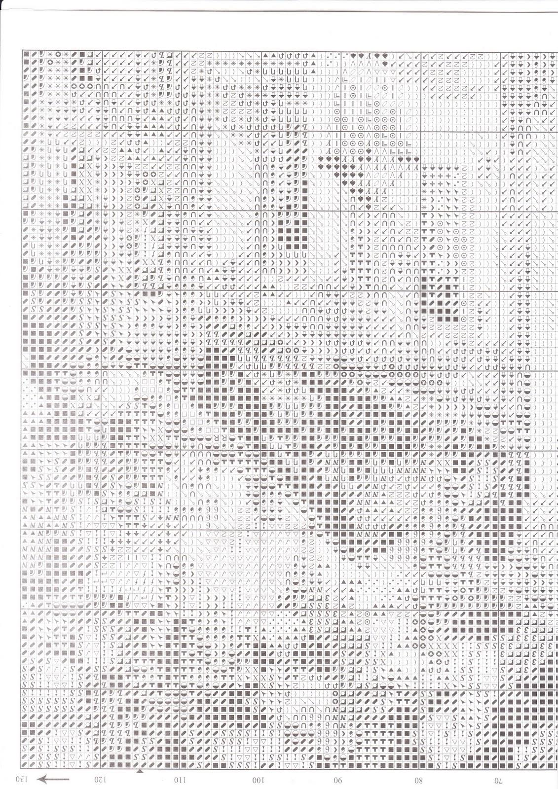 схемы вышивки панна афремов