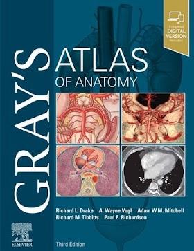 Gray's Atlas of Anatomy 2020