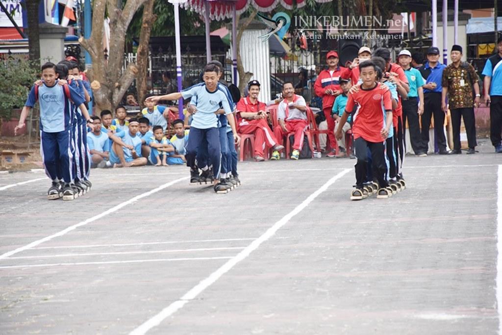 400 Peserta Meriahkan Festival Olahraga Tradisional di Kebumen