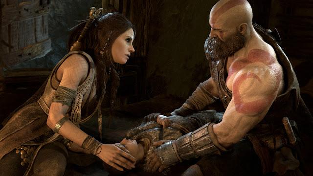 """لنشاهد كواليس تصميم شخصية """" اتريوس"""" ابن البطل Kratos في لعبة God of War"""
