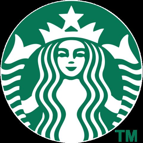 Mẫu logo starbucks mới nhất