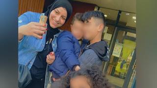 فرنسا: جزائري يحرق زوجته وسط الشارع...
