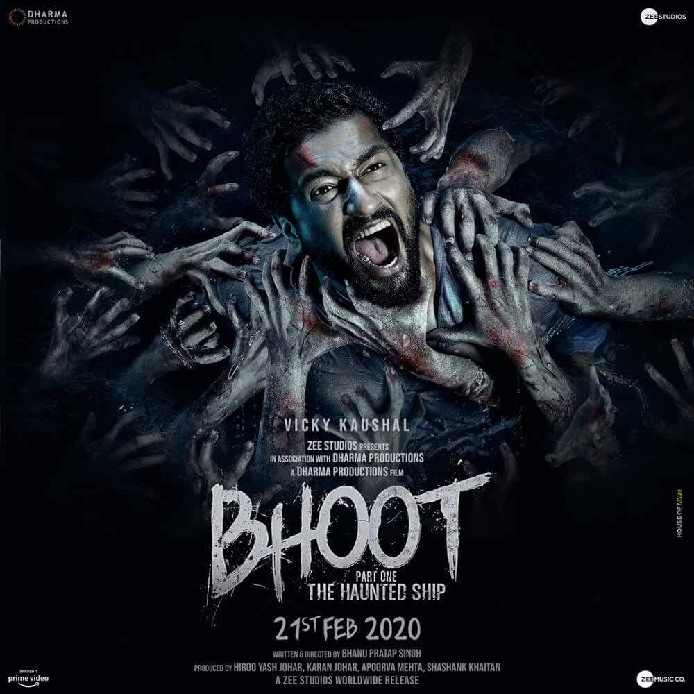Bhoot 2020 Hindi 480p 1.1GB HDRip