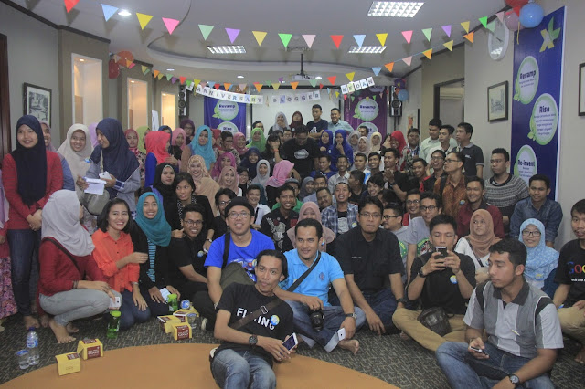 "XL dan Blogger Medan ""Mesra""  Bangun Medan Sebagai Kota Digital"