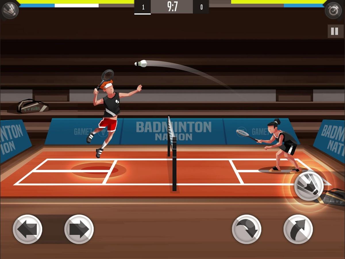 Badminton League MOD APK terbaru