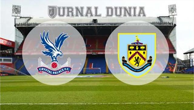 Prediksi Crystal Palace vs Burnley , Sabtu 13 Februari 2021 Pukul 22.00 WIB @Mola TV