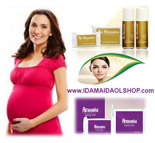 Manfaat Amoorea/Nu.Amoorea untuk ibu hamil