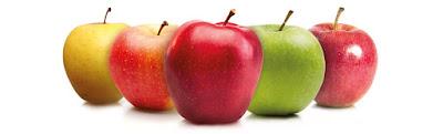 Apples bad for teeth