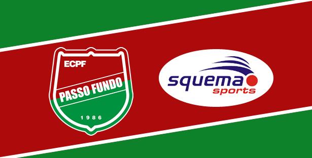 d91a49423d Squema Sports é a nova fornecedora esportiva do Passo Fundo - Show ...