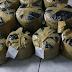 Έκρυβε 27 κιλά κάνναβης μέσα σε σακούλες σκουπιδιών