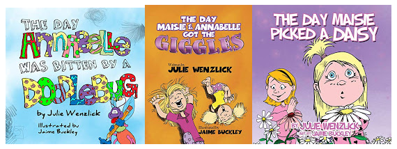 Adventures with Annabelle and Maisie  by Julie Wenzlick
